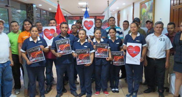 Cuarta Semana de Acción Mundial por las Camareras de Piso