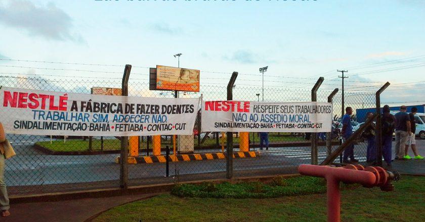 Las barras bravas de Nestlé